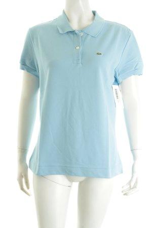 Lacoste Polo-Shirt himmelblau sportlicher Stil