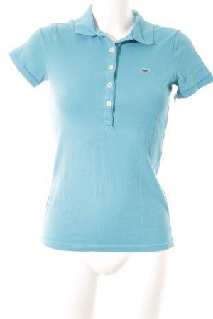 Lacoste Polo-Shirt kadettblau klassischer Stil