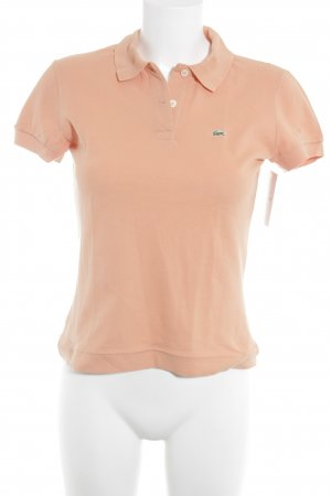 Lacoste Polo-Shirt orange-apricot Casual-Look