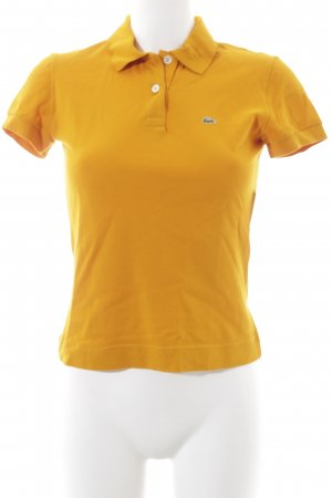 Lacoste Polo-Shirt orange Casual-Look