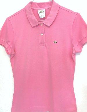 Lacoste Polo-Shirt rosé Casual-Look
