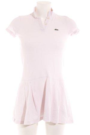Lacoste Polo-Shirt rosé sportlicher Stil