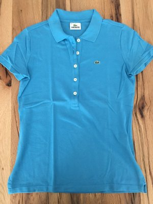 Lacoste Polo Shirt Türkis 38