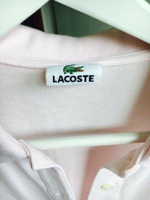 Lacoste Polo-T-Shirt in Rosé, Größe M/L