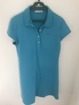 Lacoste Polo Dress light blue