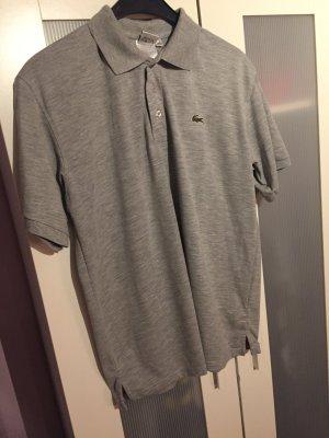 Lacoste Camiseta tipo polo gris claro