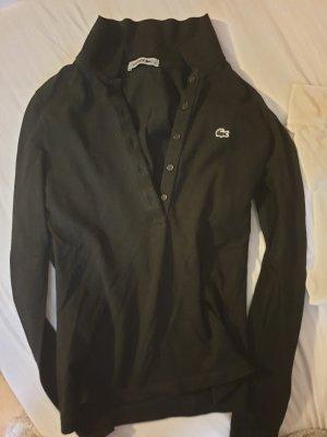 Lacoste Polo Shirt white-black