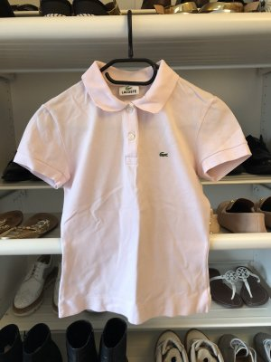 Lacoste Polo Shirt light pink