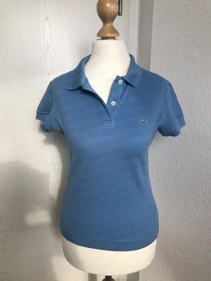 Lacoste Poloshirt blau Gr. 36