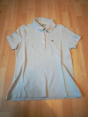Lacoste Poloshirt Damen hellblau * Größe M