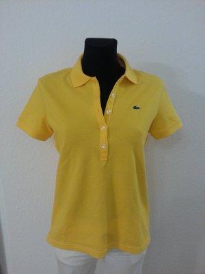 Lacoste Poloshirt Gelb Größe 40