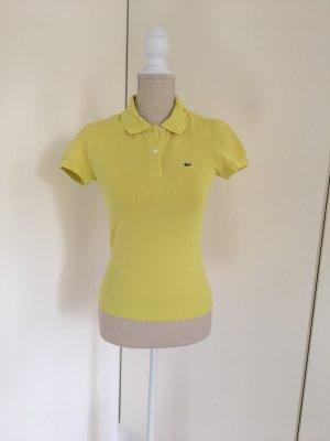 Lacoste Polo Shirt yellow