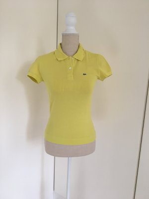Lacoste Polo shirt geel