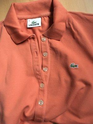 Lacoste Poloshirt in angenehmem Orange