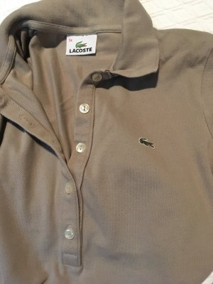 Lacoste Poloshirt in Beige