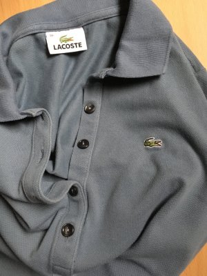 Lacoste Poloshirt in blaugrau