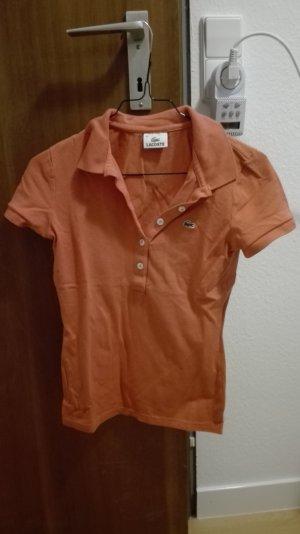 Lacoste Poloshirt Orange