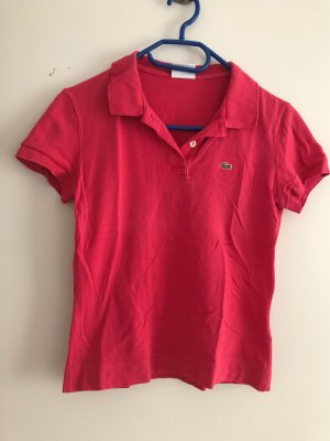 Lacoste Polo Shirt raspberry-red