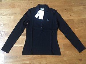 Lacoste Poloshirt schwarz NEU