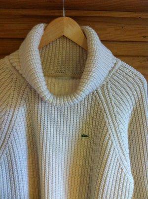 LACOSTE Pullover Grösse 44 Farbe creme