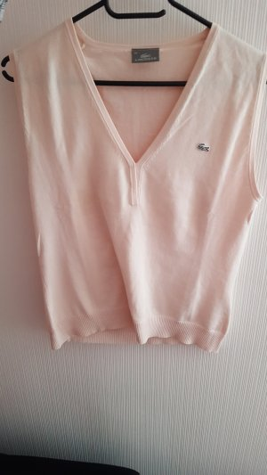 Lacoste Slipover light pink