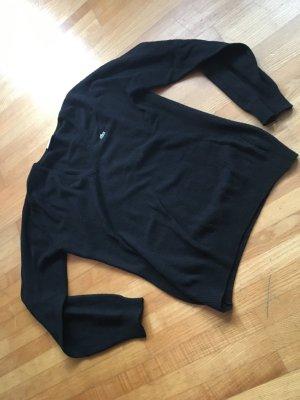 Lacoste Pullunder in schwarz 38