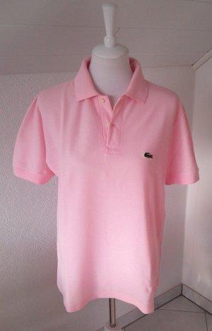 Lacoste,rosa T-Shirt,Sport,Poloshirt,Gr.38