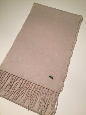 Lacoste Schal beige