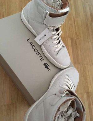 Lacoste Schuhe Hi Top Sneaker