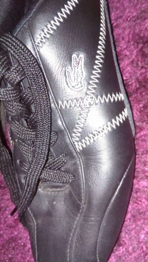 lacoste Schuhe schwarz40.5