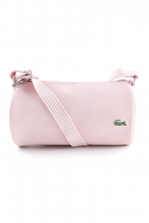 Lacoste Schultertasche rosa Casual-Look