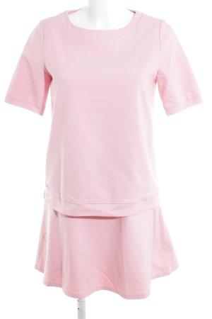 Lacoste Shirtkleid rosa sportlicher Stil