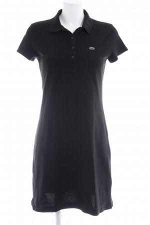 Lacoste Shirt Dress black casual look