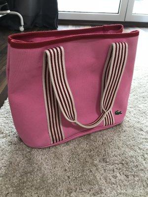 Lacoste Shopper in pink -Weihnachtsgeschenk!