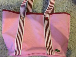 Lacoste Shopper Pink