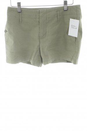 Lacoste Shorts olivgrün Casual-Look