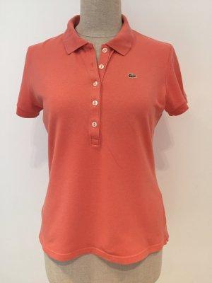 Lacoste Polo Shirt apricot-salmon