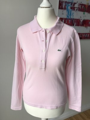LACOSTE Slim Fit Damen-Poloshirt in Größe 34