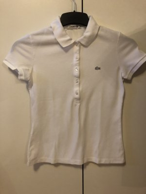 Lacoste Polo shirt wit