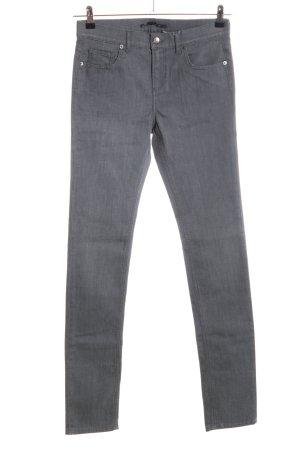 Lacoste Slim Jeans hellgrau Casual-Look