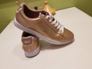 Lacoste Sneaker Carnaby Gold Größe 42