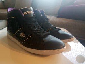 Lacoste Sneaker Damen schwarz