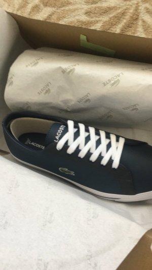 Lacoste Sneaker dunkelblau