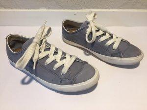 Lacoste Sneaker hellblau Gr. 37