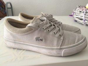 Lacoste Sneaker hellgrau