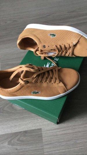 Lacoste Sneaker in Wildleder