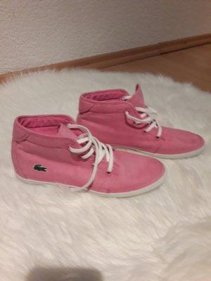 Lacoste Sneaker neu Farbe Rosa