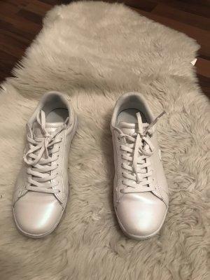 Lacoste Sneaker Perlweiß 38