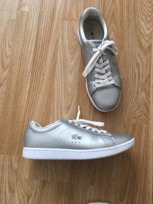 Lacoste sneaker Schuhe Silber 37 37.5