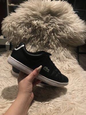 Lacoste Sneaker schwarz